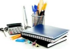 Stationery materials