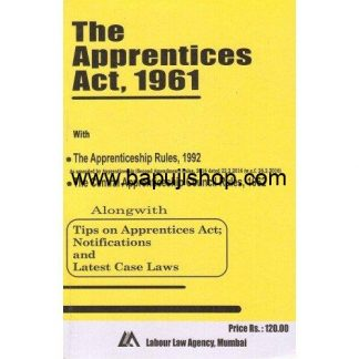 Apprentices Act book Bare Act