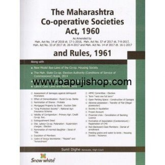 Co-operative Societies Act and Rule