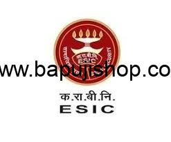 Employees' State Insurance Corporation ESIC