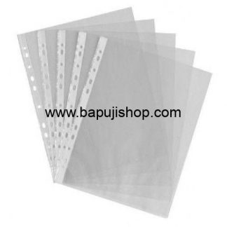 Punch folder file for office stationery supplies