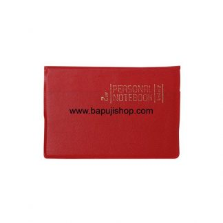 Notebook personal anupam stationery