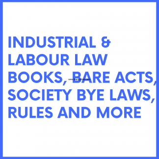 Labour and industrial law books