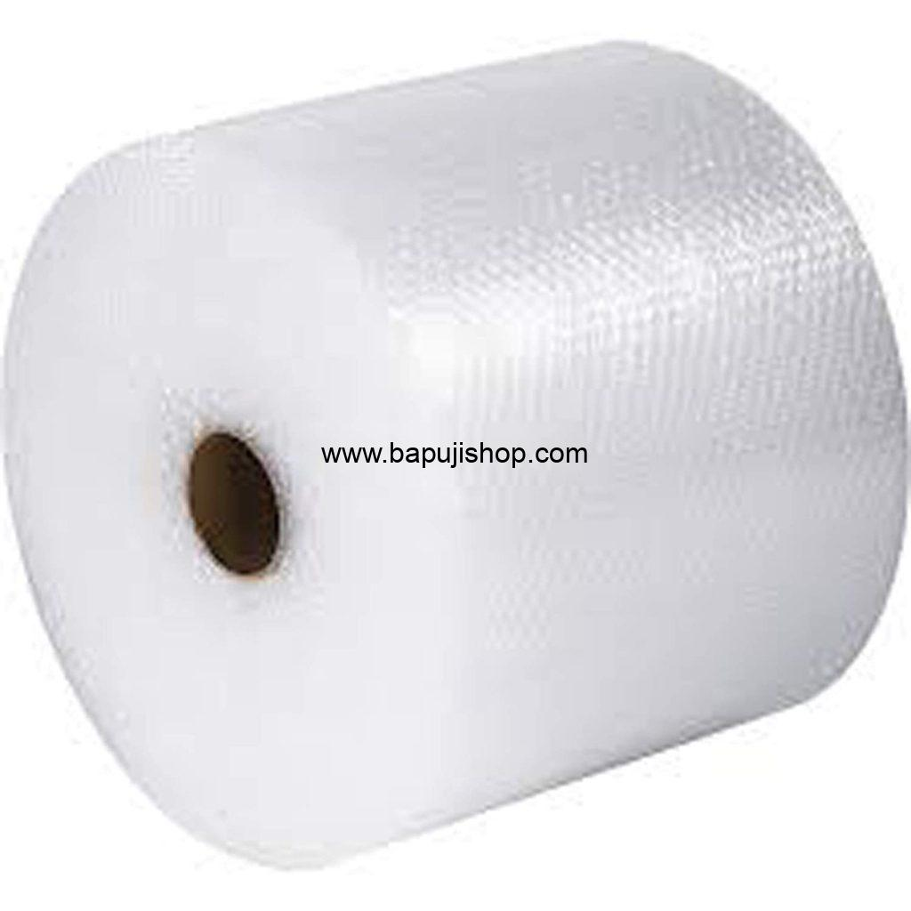 Bubble wrap packing material